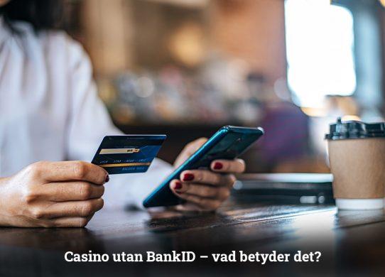 Casino utan BankID en guide banner