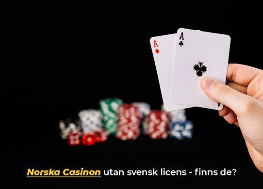allt om norska casino utan svensk licens